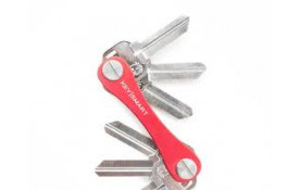 Chaveiro Key Smart Organizador De Chaves