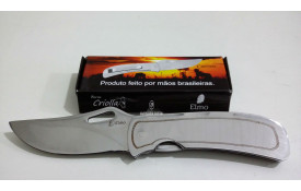 canivete elmo-35polegadas -criolla-rodeio-fortis - ao 420-cutelaria costal 1