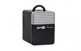 Mini Refrigerador e Aquecedor -Fixxar -Preto-cutelaria-costal