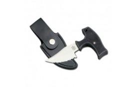 Faca Push Dagger com Bainha em couro sintético  Master Cutlery Modelo: C-130E-cutelaria-costal