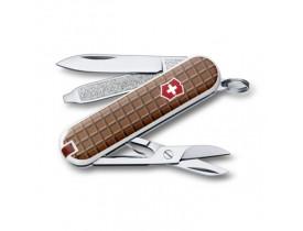 Canivete Victorinox Classic Chocolate 7 Funções -  Ref. 0.6223.842