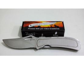 Canivete Elmo  3.5 polegadas com CLIP -  CRIOLLA /RODEIO/FORTIS