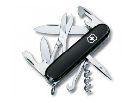 Canivete Victorinox Climber Preto - 14 Funções - Ref. 1.3703.3