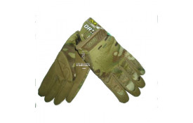 Luva Mechanix multicam
