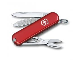 Canivete Victorinox Classic Vermelho 7 Funções -  Ref. 0.6223