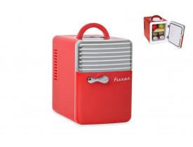 Mini Refrigerador e Aquecedor Fixxar Vermelho