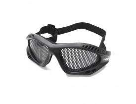 Óculos para Airsoft Kobra - Preto - NTK