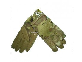 Luva Tática Mechanix Multicam