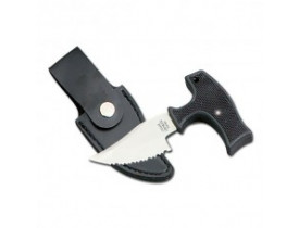 Faca Push Dagger com Bainha em couro sintético  Master Cutlery Modelo: C-130E