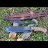 Conjunto de facas para Mato - FR2 - Carbono - Criolla-cutelaria-costal
